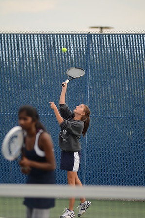 Oswego East Girls Tennis Season 2013