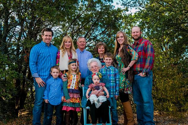 {Larry & Carolyn Hampton Family}