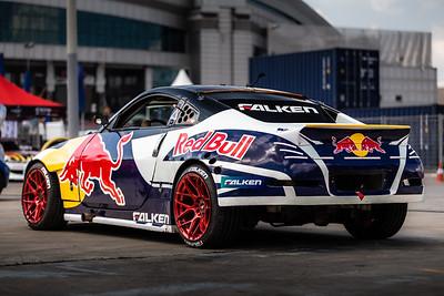 Red Bull Car Park Drift 2018 - İstanbul