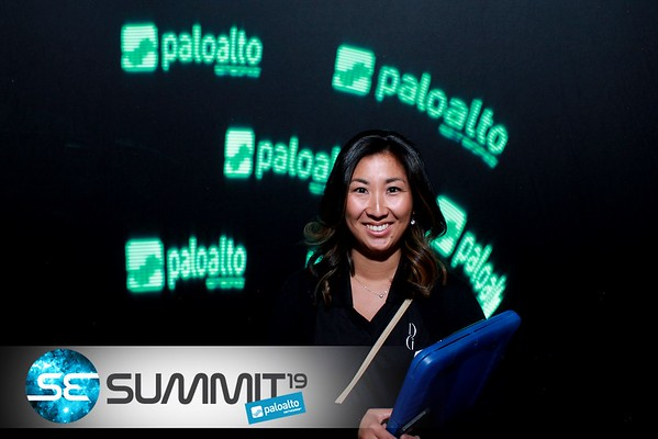 Palo Alto Networks Light Paint
