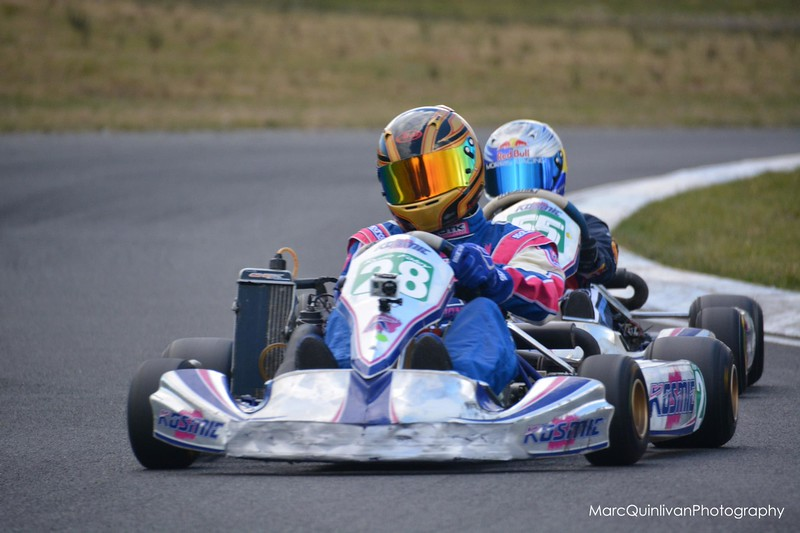 Tullyallen Karting Club - Winter Championship 2012/13 - Round 4 - Whiteriver