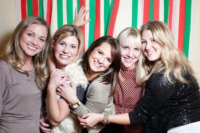 Kerr Christmas Party 2011: Photo Booth