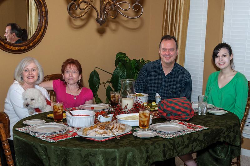 Stennett Family Christmas 2010