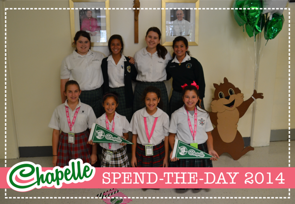 September Spend-The-Day Students