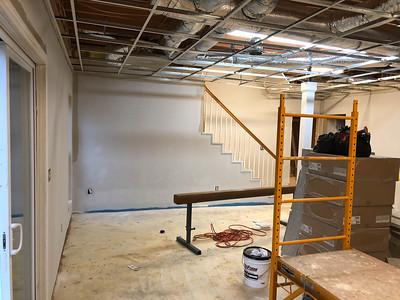 Basement buildout