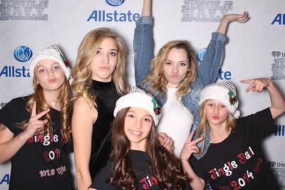 12.8.2014 - Jingle Balls - Minneapolis, MN - presented by Allstate