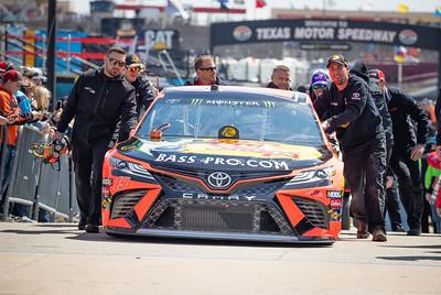 NASCAR March 2019