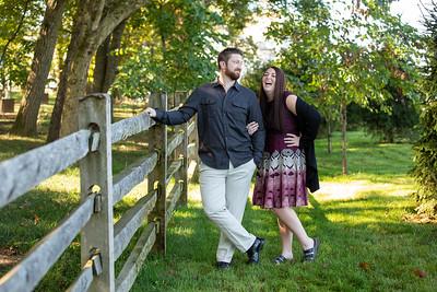 Nikki & Scott Engagement