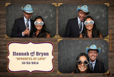 2014 Hannah and Bryan