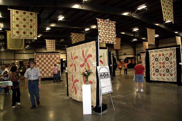 Vermont Quilt Festival (Essex Junction, VT) 2009