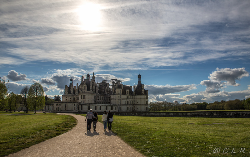 FRANCE - IN CHAMBORD
