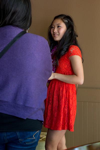 Ashley Mao Graduation Party