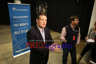 Ted Cruz Rising Tide Press Avail 12-5-15