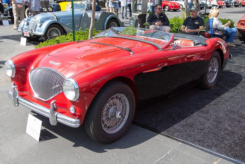 1956 Austin Healey 100 M - William Heinecke