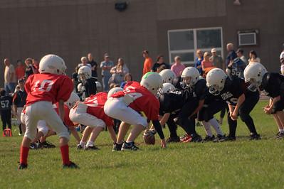 Sun Prairie Red Football - 9/20/2008