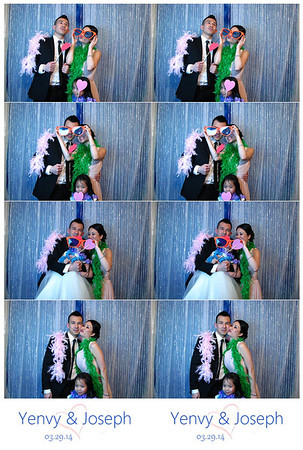 Yenvy & Joseph - 3/29/2014