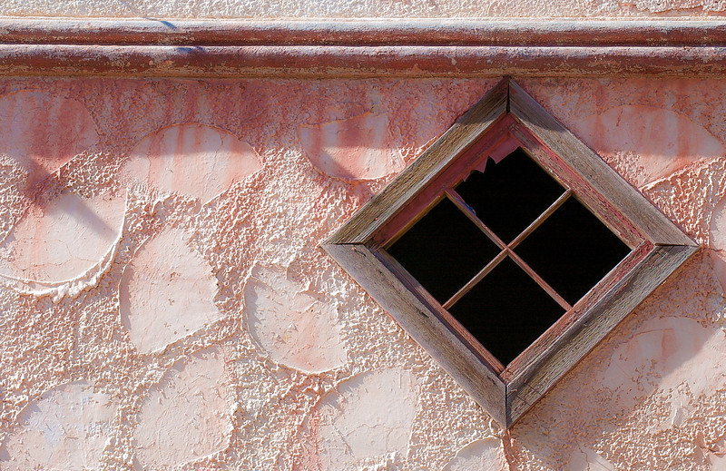 Window 1, Panguitch, Utah, 2000