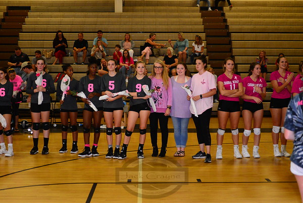 2018 10 04 CHS volleyball DIG PINK