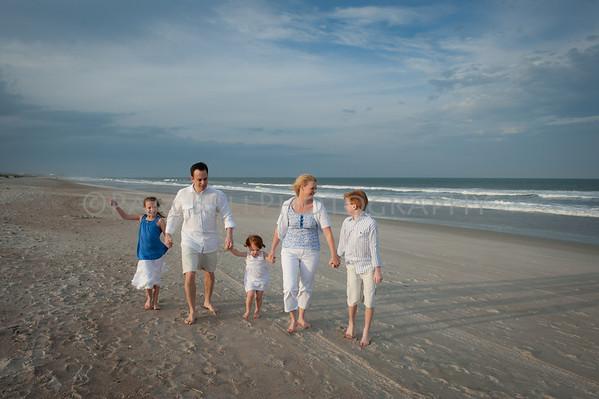 The Vifquain family - 3 26 11 - Amelia Island, FL