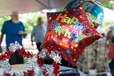 Tom's 80th Birthday Party