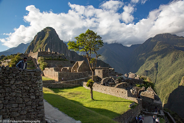 2016 Peru and Machu Picchu