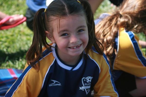 Jordyn Soccer 2007