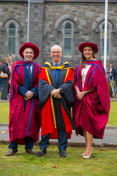 02/11/2018. Waterford Institute of Technology (WIT) Conferring Ceremonies 2018. Picture: Patrick Browne