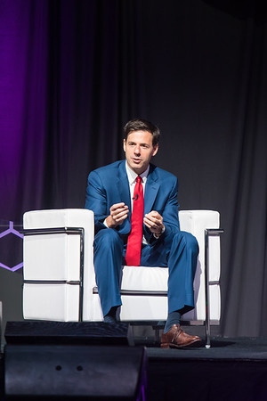 eMerge Stage: John Carlin Chairman of the Aspen Institute Cybersecurity and Technology