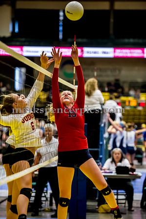Volleyball SHS vs Judge Memorial 11-6-2014