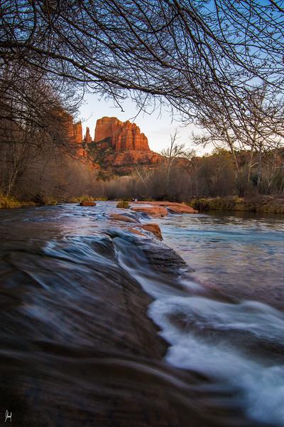 Red Rock Crossing Sedona, Arizona
