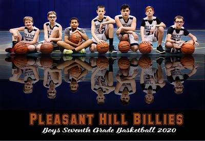 Pleasant Hill Billies Boys 7th Grade