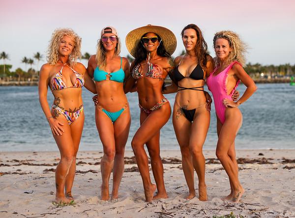2021 UGP Bikini Slayer Beach Shoot