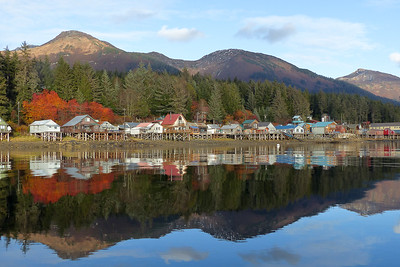 October 2016, Cynthia Meyer, Tenakee Springs, Alaska