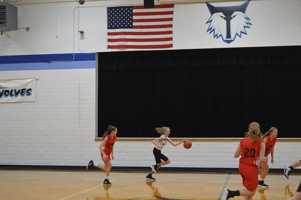 Junior High Girls Bball 17-18