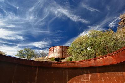 Watertank Ruby, AZ