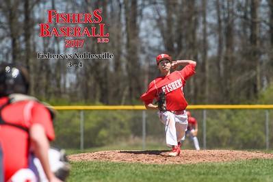 Fishers vs Noblesville - JV Red