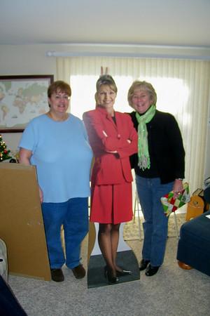Sarah's visit