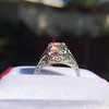1.88ctw Platinum Filigree Solitaire Ring by C.D. Peacock, GIA S-T, VS 27
