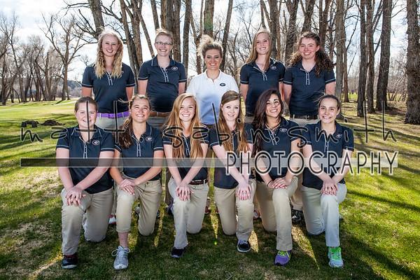 Gunnison High School Girls Golf