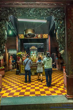 Saigon- Ho Chi Minh City, Vietnam