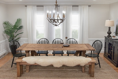 Dining Room- House Of Jules- Interior Design Commercial Corporate Photography- Longmeadow MA Western Mass