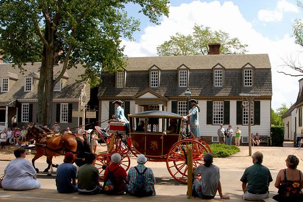 Colonial Williamsburg - June 2007