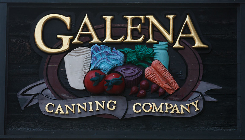 Signs of Galena