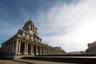 Old Greenwich Naval College & Painted Hall
