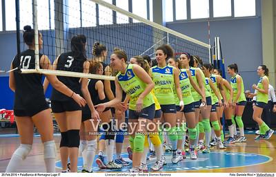 Liverani Castellari Lugo - Teodora Glomex Ravenna | 16ª #B2F