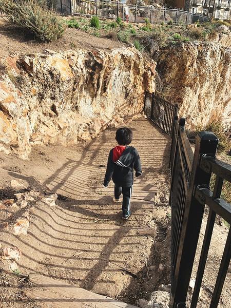 No Fear of Cliffs