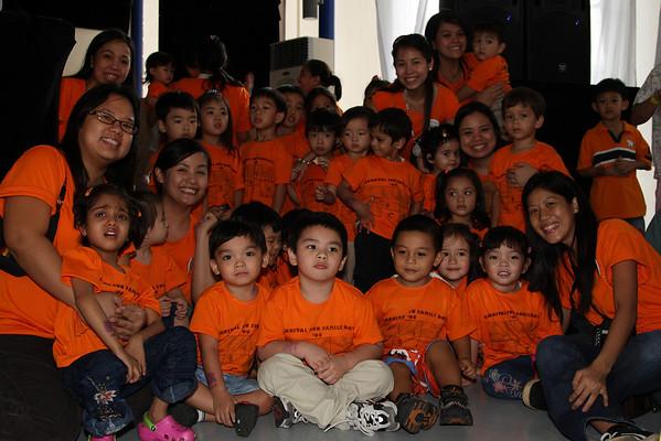 Family Day at Enchanted Kingdom