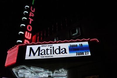 6-15-2021 Matilda Act 1 @ Grand Prairie Arts Council