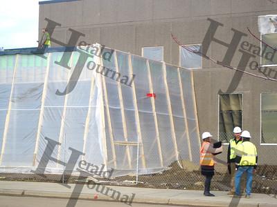 HLWW Middle School Construction