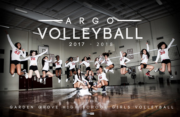 1718 G Volleyball